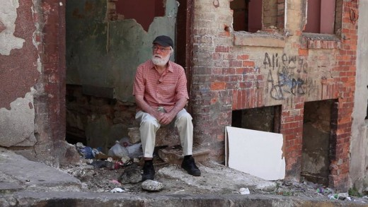 David Harvey interview: Tarlabaşı Istanbul