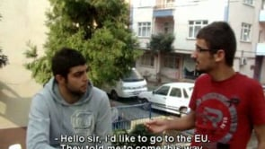 On the road to the EU