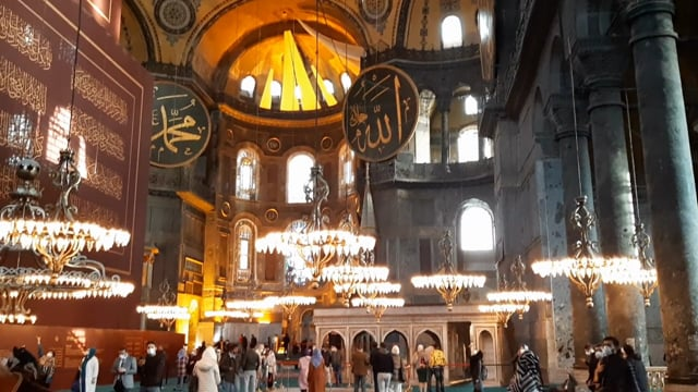 Enjoying Historical Istanbul