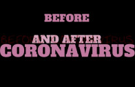 Before and After Coronavirus
